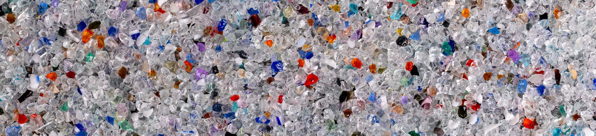 Klaasipuru puhastus-seadmetele ja dekoratsiooniks